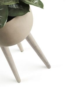 Stahl Contemporary Outdoor Planter